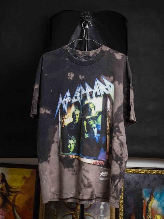 STILLALIVE T-Shirts / DEF LEPPARD 1999 vintage t-s