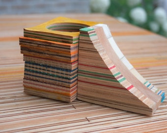 Recycled Skateboard Pencil