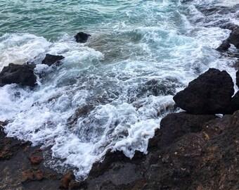 8x10 Kaanapali Beach