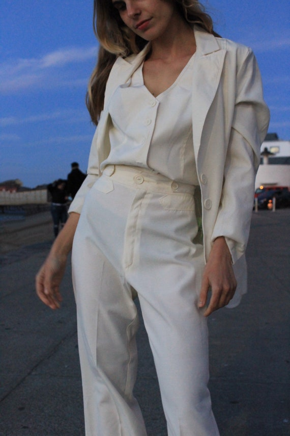 Deadstock 70's Three-Piece Suit