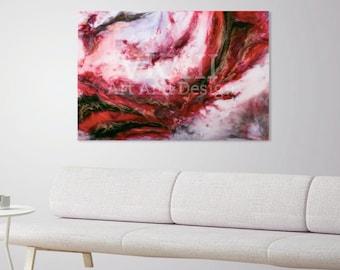Resin Art. Prints from original art by Sandra Vichi