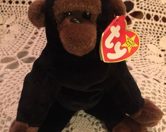 a671b2a1b1d TY Congo 1996 beanie baby