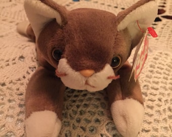TY Punce beanie baby 1997 with tags