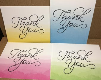 Thank You Card - Multipack