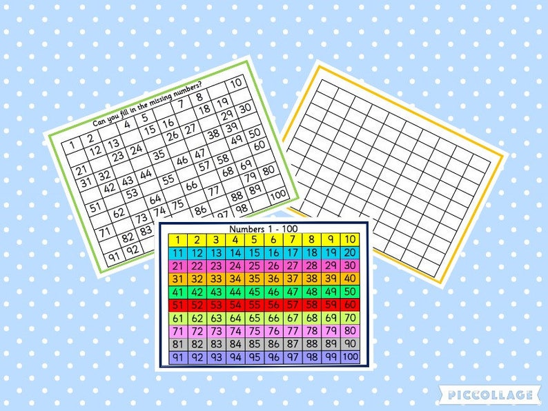 image about Printable Hundred Grid named Printable Hundred Squares, hundred grid, Quantities in the direction of 100, KS1, Maths, Numeracy, Schooling Device, studying, insightful, electronic down load