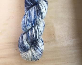 Winter Morning - Supersoft Squishy 200 -Hand Dyed Merino Single Yarn