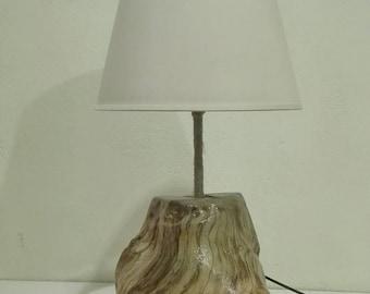 Handmade lamp