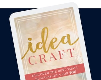 Ideas Business Etsy