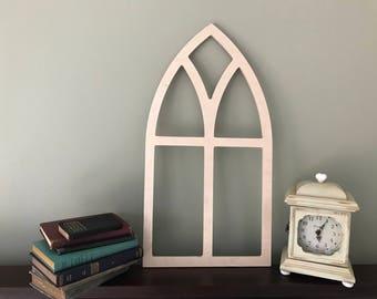 Church Window Frame Etsy
