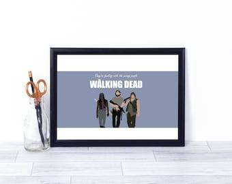 The Walking Dead Minimalist