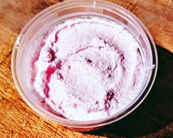 Ruby Rogue Whipped Scrub butter