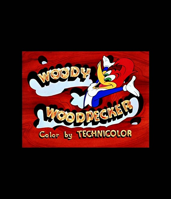 "wall decor vinyl decal 5/"" x 5/"" Woody Woodpecker window car bumper sticker"