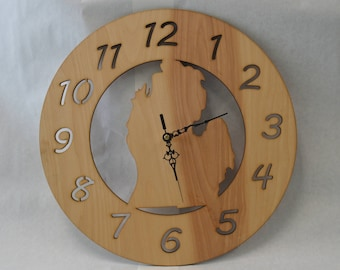 Michigan Clock