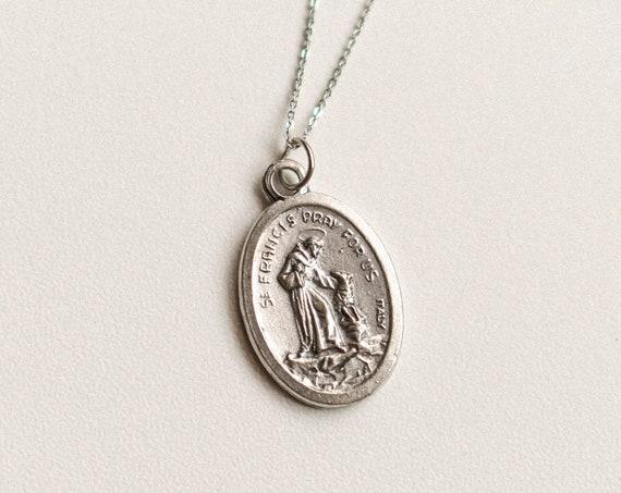 Saint Francis Amulet