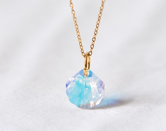 Aurora Crystal Necklace