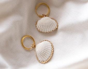 Ariel Hoop Earrings