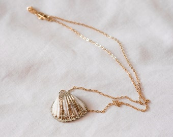 Galilea (Vegan) Shell Necklace