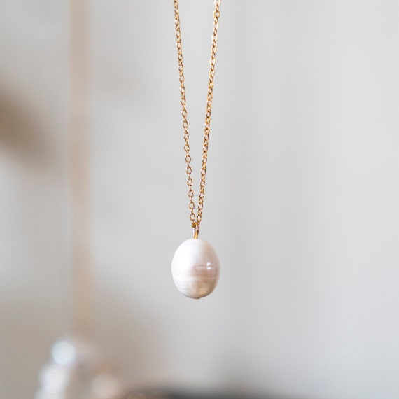 Choose your own - Pearl pendant