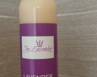 Lavender Coconut Shampoo