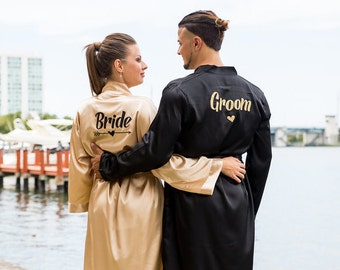 Groom and Bride Robes 23a113708