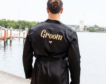 Groomsmen robe  06bdeacee