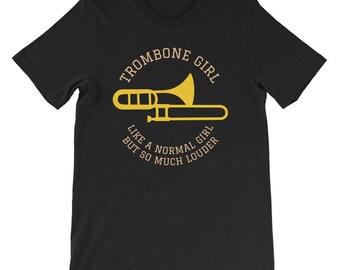 cdbe98aa Trombone Player, Trombonist, Band T-Shirt, Band T-Shirts, Trombone,  Trombones, Jazz T-Shirt, Trombone Shirt, Trombone T-Shirt, Band