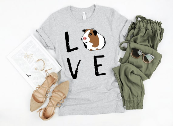 tee Guinea Pig for Guinea Pig Lovers Unisex Sweatshirt