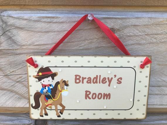 Personnalisé enfants/'s chambre à coucher porte signe pépinière porte plaque enfant porte signe