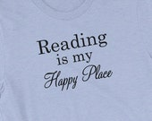 Book Lover T-Shirt Readin...