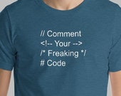 Programmer  T-Shirt Comme...