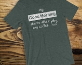 Coffee Lover T-Shirt My G...