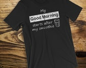 Smoothie Lover T-Shirt My...