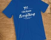 Millwright T-Shirt I Know...
