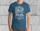 Not Afraid to Fail Humoro...