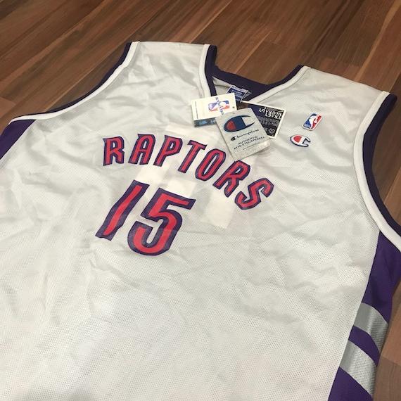 b4fa41f2e Brand new with tags Vintage Champion Toronto Raptors Vince