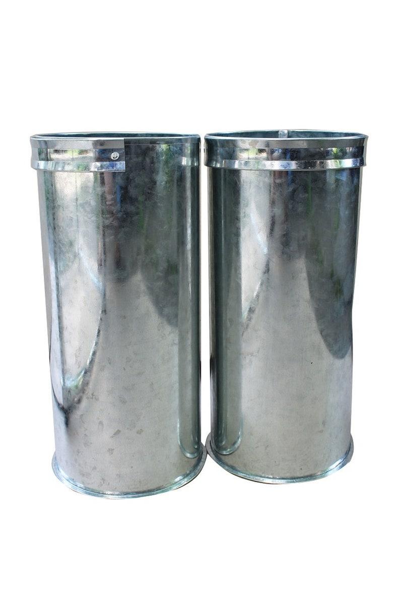 Water bath business equipment wax handles stand Equipment 7 buckets