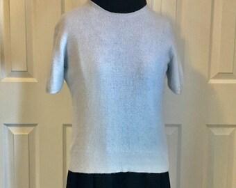 Cashmere Luxury Sweater Blue