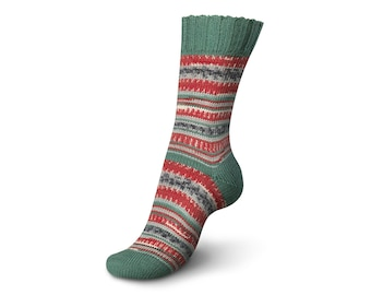 Sock yarn 4 ply identical socks Regia Pairfect Design Line by ARNE & CARLOS 100 g