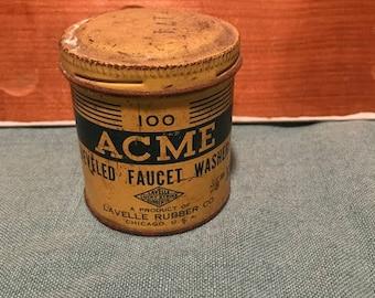 Acme Tin, Rust-ique