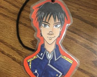 Roy Mustang Badge - Fullmetal Alchemist