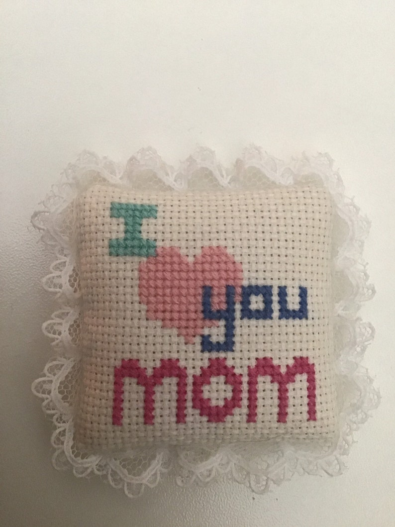 Sweet little reminder of Mother  love refrigerater magnet just a small reminder of love comes with a Gift Bag