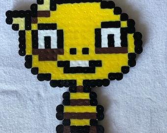 Monster Kid Perler Bead (Undertale Inspired)