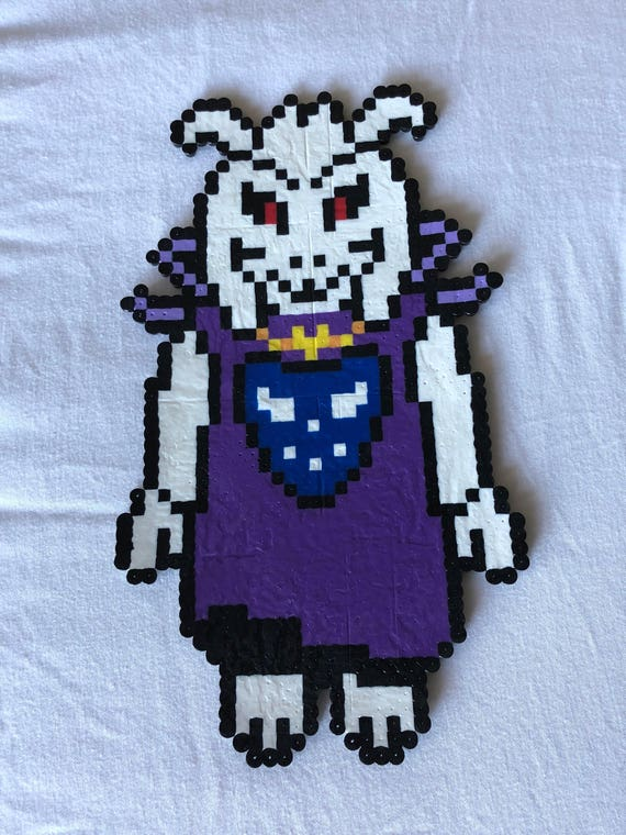 Monster Kid Undertale Perler Bead Pattern Diy Perler Oneletterco