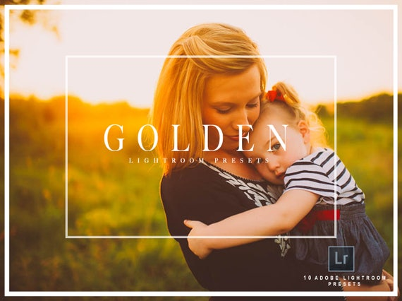 Golden Hour Lightroom Preset 2017, lightroom filter, Portrait Preset,  Holiday Portrait lightroom, Lightroom cc, Gold preset Instagram filter