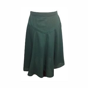 Vintage Western Skirt Cowboy Skirt Southwest Style fashion Western Skirt by Panhandle Slim Western Styling