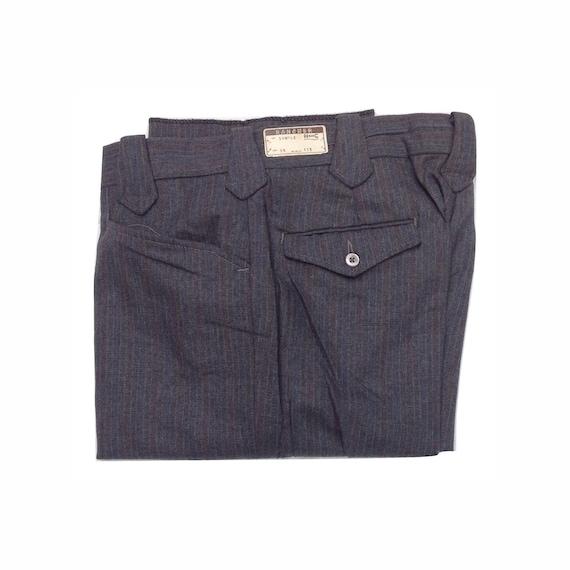 H Bar C Western Pants Trousers American Vintage We