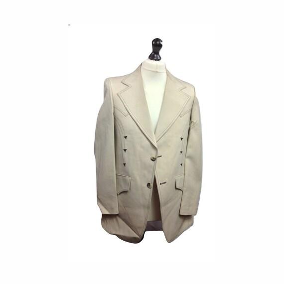 Western Jacket and Waist Coat  - Vintage Western J