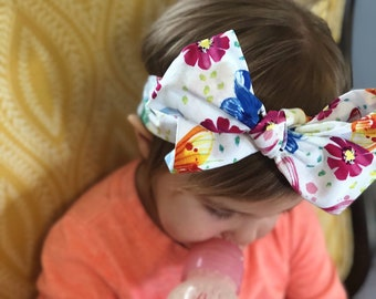 Migration Headwrap (from the Butterfly Garden Collection)