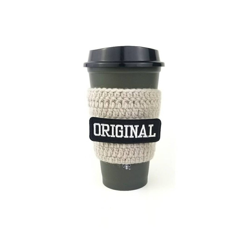 Original coffee cozy one of a kind OG coffee cozie gifts under image 0