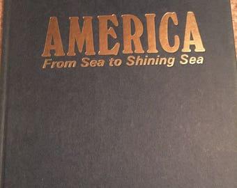 America- From Sea to Shining Sea-1951